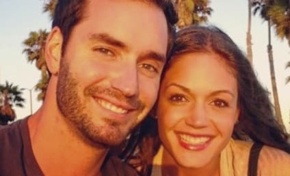 Desiree Hartsock and Chris Siegfried: Married!!