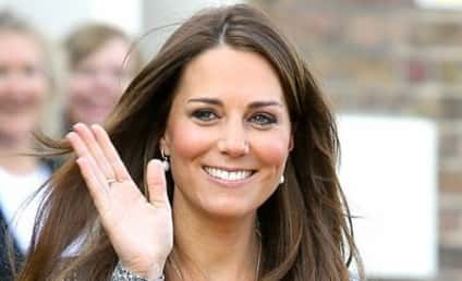 Kate Middleton: Expecting a Girl?!