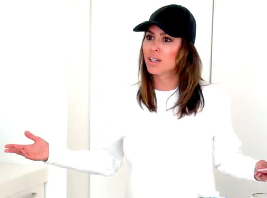 Kelly Dodd on Real Housewives of Orange County