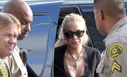 Lindsay Lohan PISSED Over Latest Jail Sentence