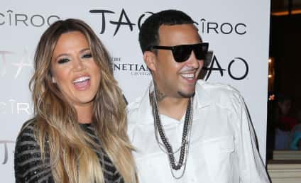 "Khloe Kardashian Takes ""Step Back"" from French Montana: It's Over! For Now!"