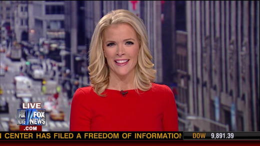 Megyn Kelly on Fox News