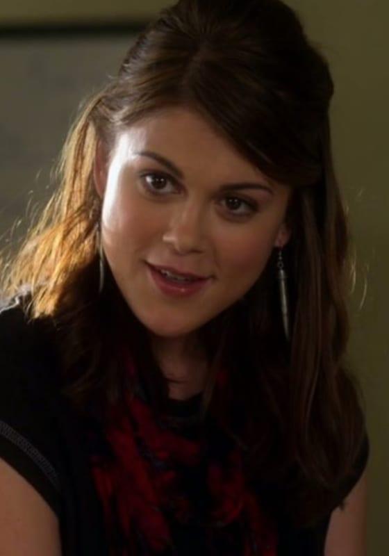 Paige pretty little liars