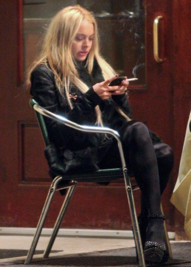 Smoking and Texting