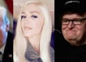 Michael Moore Blames Donald Trump Presidency on ... Gwen Stefani