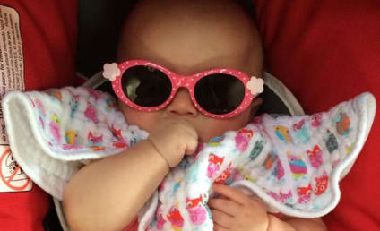 Kelly Clarkson Posts ADORABLE Baby Photo, Extends Challenge to Lady Gaga