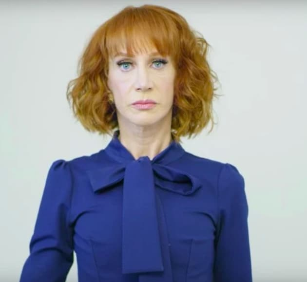 Kathy Griffin is an Idiot