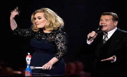 BRIT Awards to Adele: Our Bad!