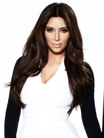 Kim Kardashian Promo Pic