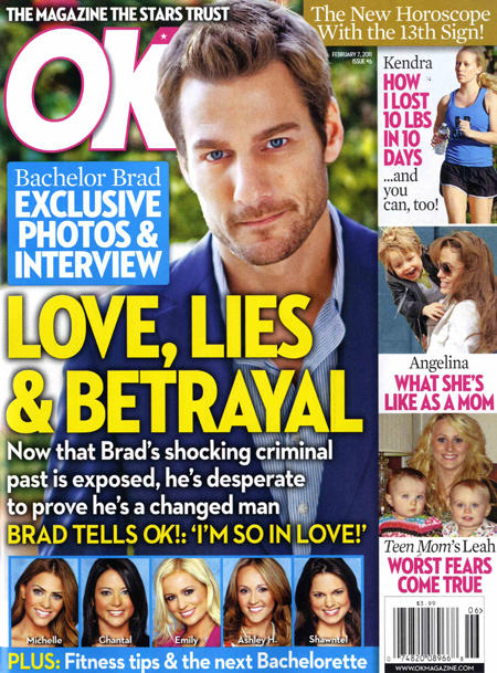 Bachelor Betrayal, Lies, Etc.