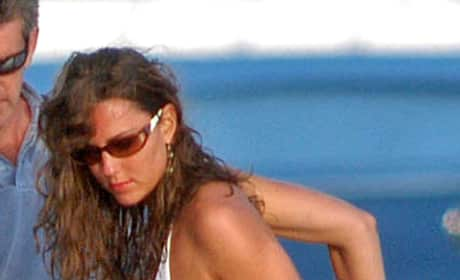 Kate Middleton in a Bikini