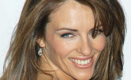 Elizabeth Hurley is Beautiful. And Will Start Organic Food Line.