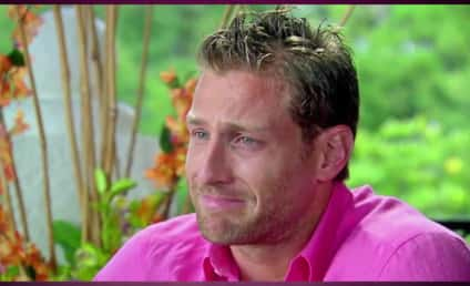 """Juan Pablo Galavis Gets Drink Thrown in Face, Called """"F--king Douchebag"""" By Bachelor Fan"""