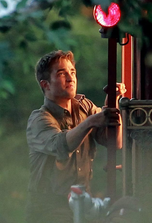 Shooting Water for Elephants
