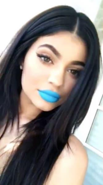 Kylie Jenner Lip Option