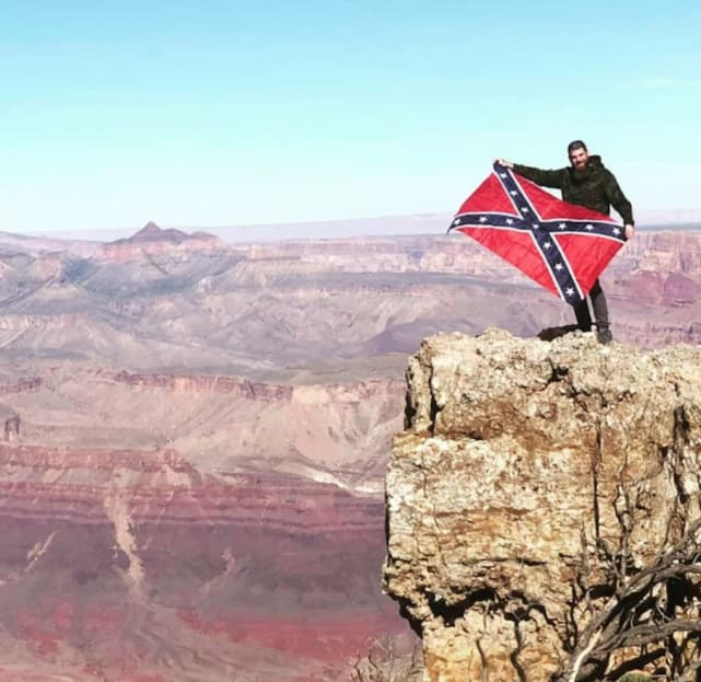 The Confederacy Forever!
