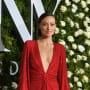 Olivia Wilde at the Tonys