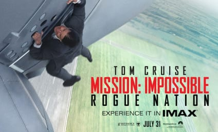 Mission Impossible Rogue Nation Reviews: Cruise in Control!