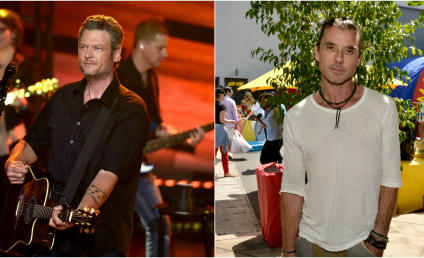 Blake Shelton to Gavin Rossdale: Let's Talk It Out Over Beers!