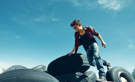 Tire Leaping