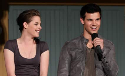 Taylor Lautner for New Moon: Shirtless, Tattooed, Hot!