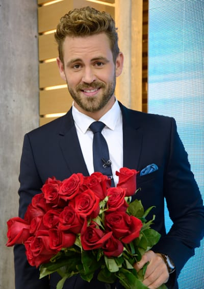 Nick Viall Appears on ABC's 'Good Morning America'