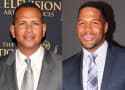 Alex Rodriguez vs. Michael Strahan: Unexpected Feud Alert!