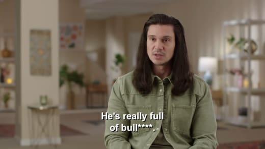 Georgi Rusev - he's really full of bulls--t