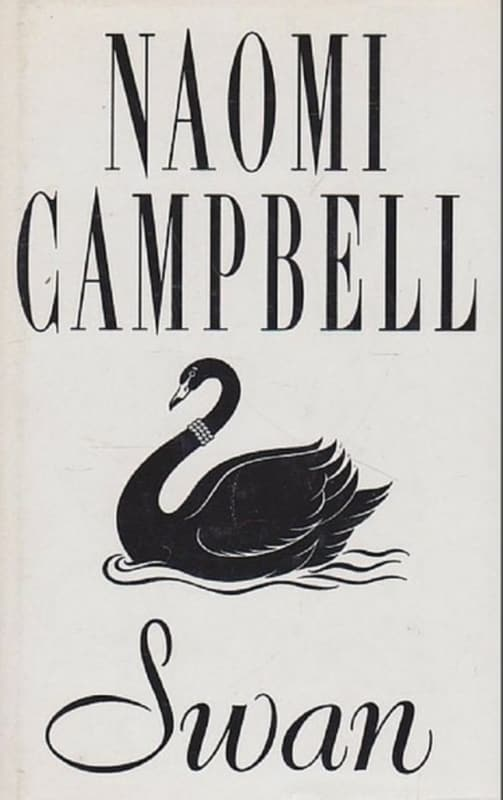 Naomi campbell book cover