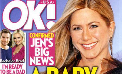 OMG: A Baby For Jennifer Aniston! Yet Again!