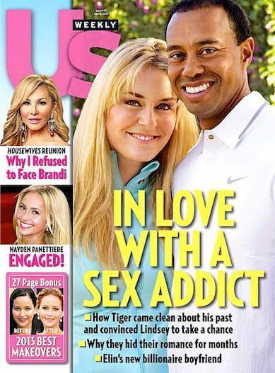 Lindsey Vonn Us Weekly Cover