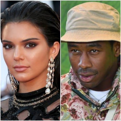 Kendall Jenner-Tyler the Creator