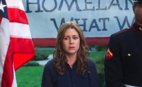 Jenna Fischer in A Little Help
