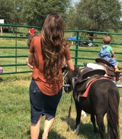 Jessa, Horse