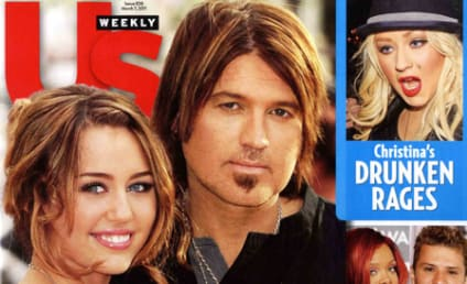 "Miley Cyrus ""Torn"" Between Justin Gaston, Nick Jonas"