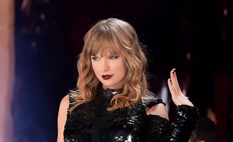 Taylor Swift on Reputation Tour
