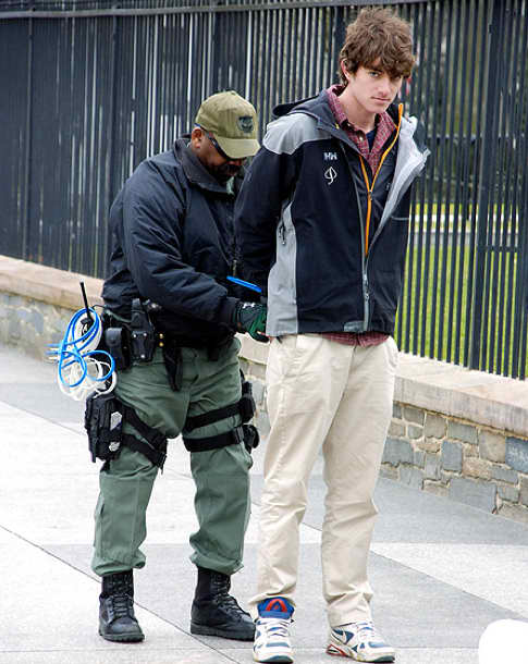 Conor Kennedy Arrested Photo