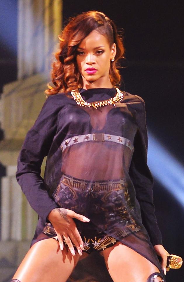 Rihanna, Crotch