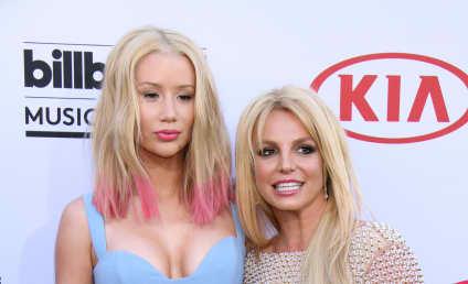 Britney Spears Responds to Iggy Azalea Diss: Shots Fired!