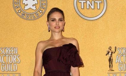 Golden Globe Fashion Face-Off: Natalie Portman vs. Mila Kunis