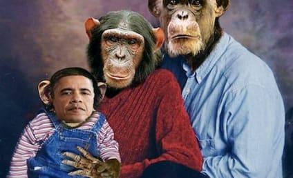 Obama Chimp Email, Photo Spark Outcry, Calls For California Republican's Resignation