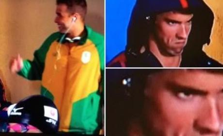 Be Afraid of Michael Phelps