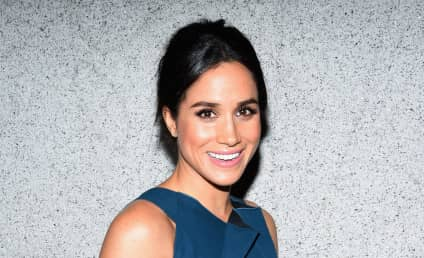 Meghan Markle: Photographed With Harry! Spending Christmas With the Queen!