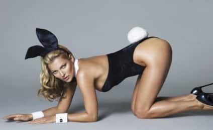 Kate Moss in Playboy: First Look!