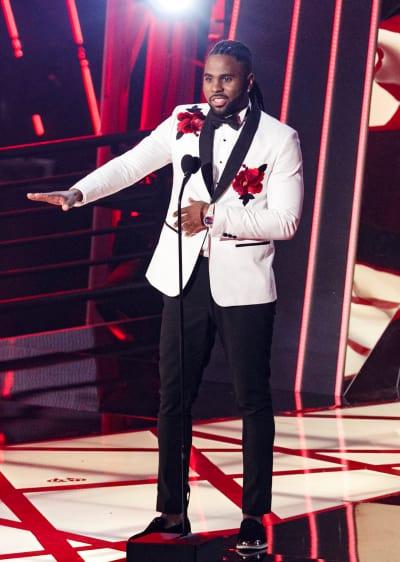 Jason Derulo at iHeartRadio Music Awards