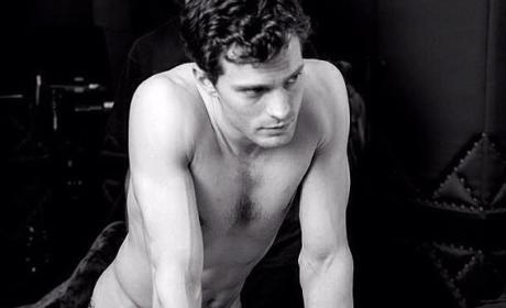 Jamie Dornan Shirtless Image