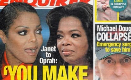 Oprah Winfrey Blown Away By the Oscars