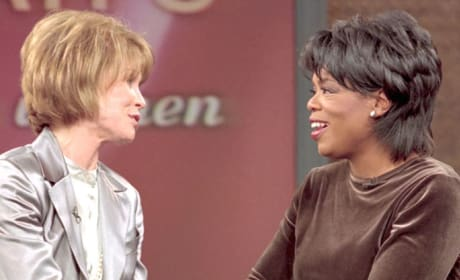 Oprah and Mary Tyler Moore