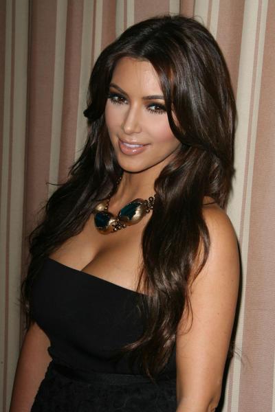 Kim Kardashian and the Girls