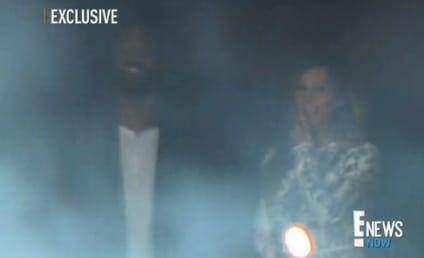 Kim Kardashian Engagement Video: OFFICIAL Footage of Epic Kanye West Proposal!